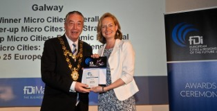 Galway Micro City of the year award