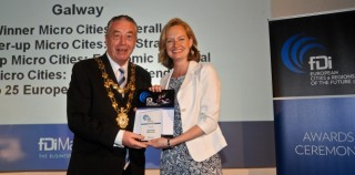 Galway City named as Europe's Micro City of the year by the Financial Times