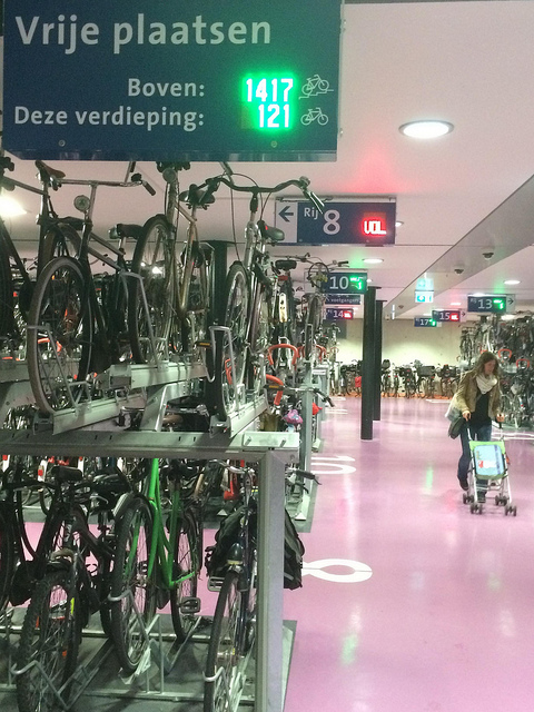 Dutch Cycle rack 2