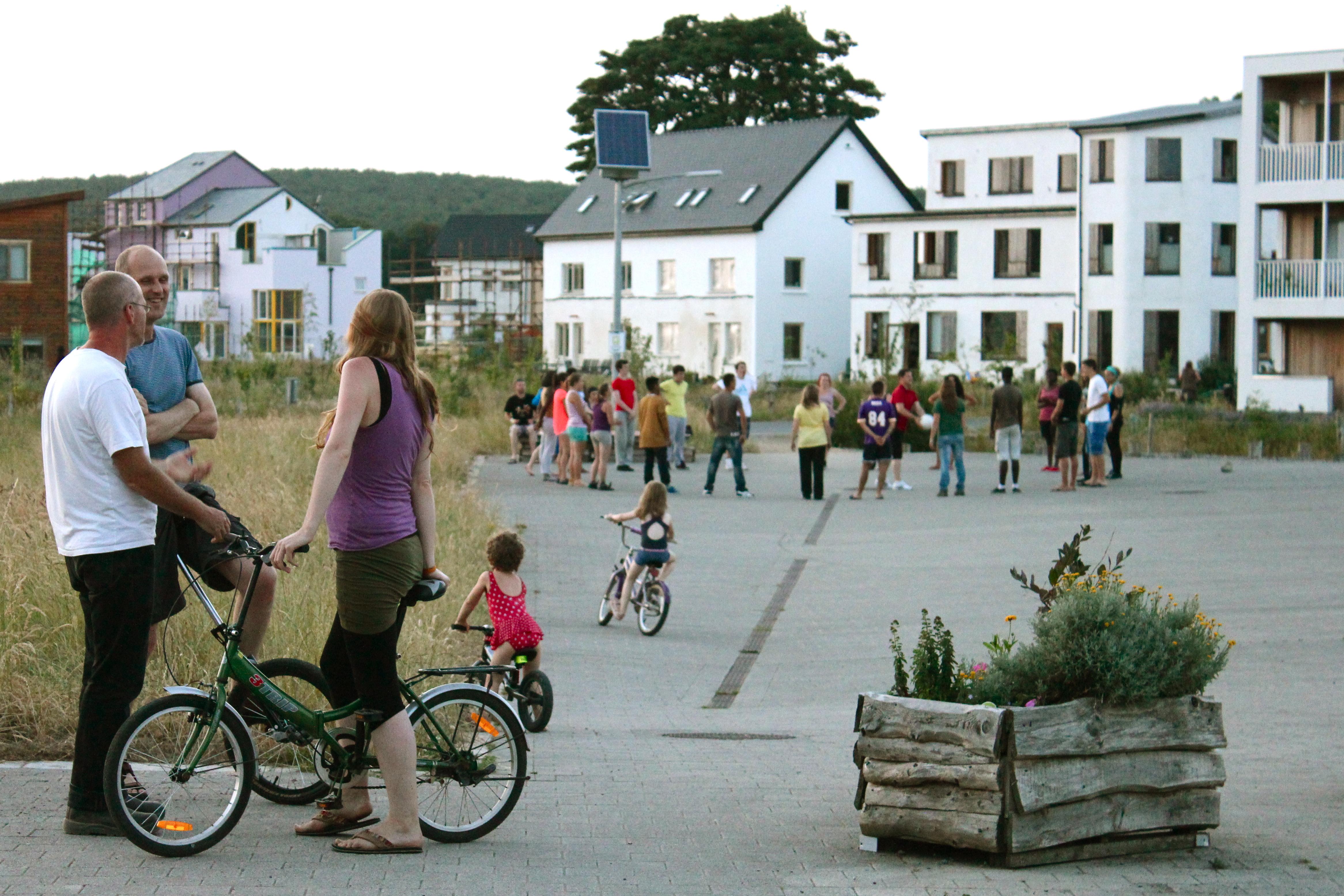 Cloughjordan Eco Village
