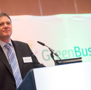 THE BUSINESS OF GOING GREEN: AN INTERVIEW WITH GREEN BUSINESS PROGRAMME MANAGER JAMES HOGAN