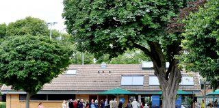 DCC opens Herbert Park Tearooms