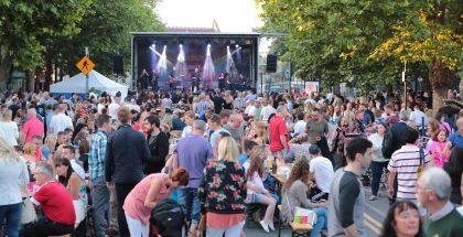 23.07.2016. Swords Summer Festival, Swords, Fingal.