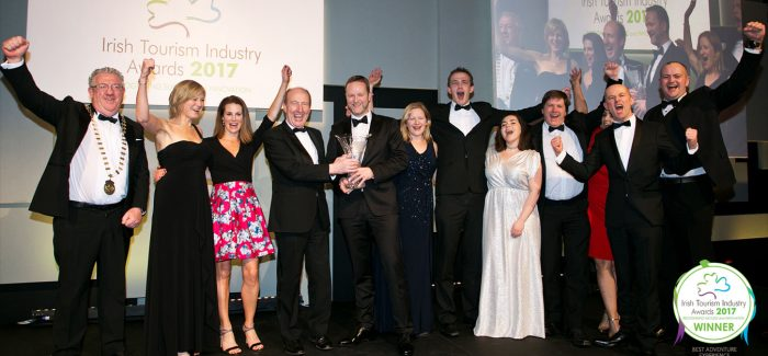 Irish Tourism Industry Awards celebrates excellence and innovation