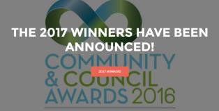 Community and Council Awards 2017