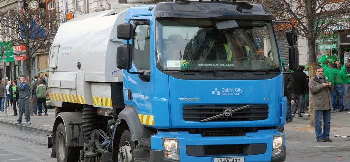 Dublin City Council improves safety on fleet with 'Sentinel Systems'