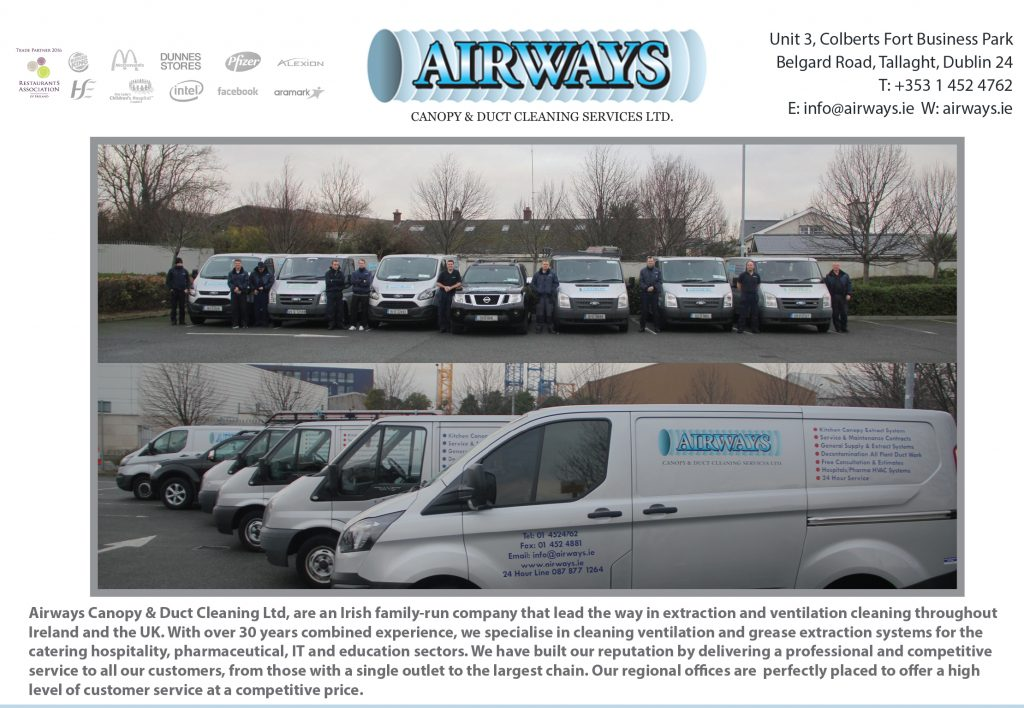 Airways Canopy & Duct Cleaning Ltd