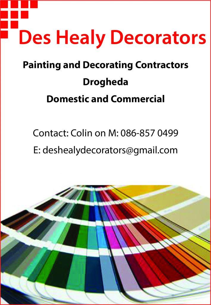Des Healy Decorators