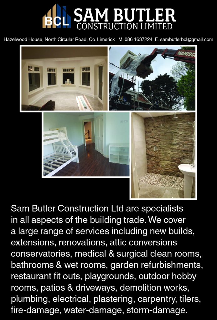 Sam Butler Construction Ltd