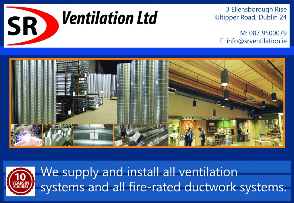 Sr Ventilation Limited