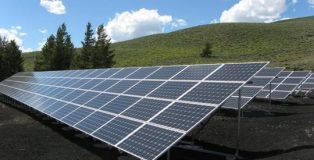 Solar Panel Array Ground Mounted 2_0
