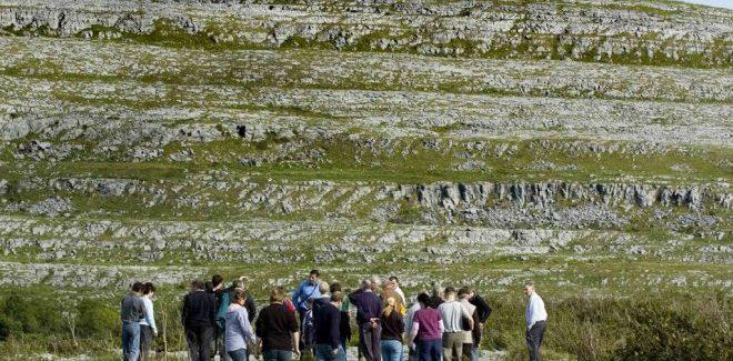 The Burren LIFE Project claims EU LIFE nature award