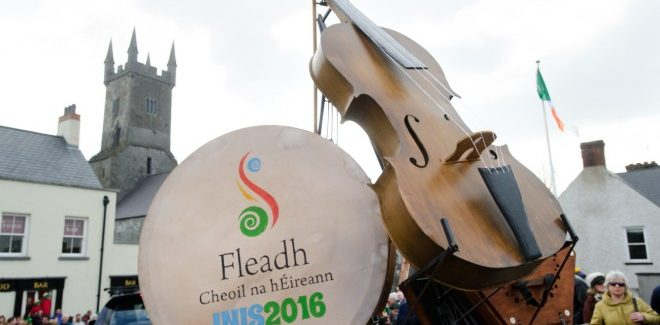 Green Business Seminar ahead of Fleadh Cheoil
