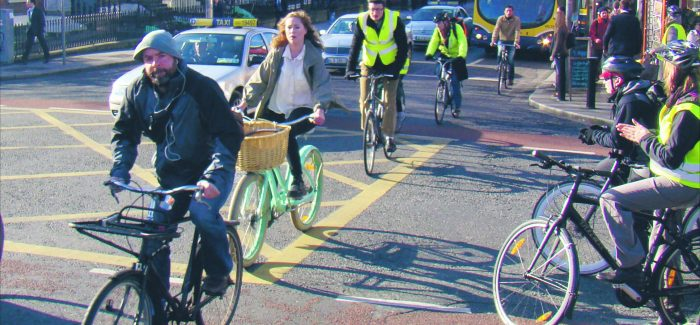 Trinity and UCD study calls for improved cycling infrastructure
