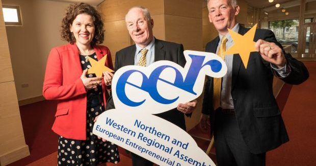 Ireland's Northern and Western region designated as EU European Entrepreneurial Region 2018