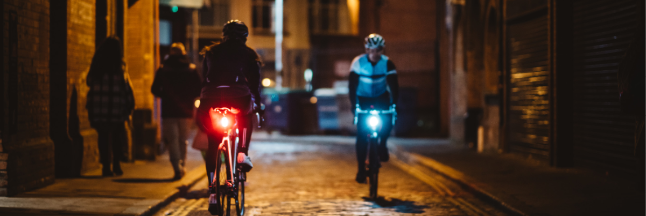 Smart light hope to lead to clever cycling in the city