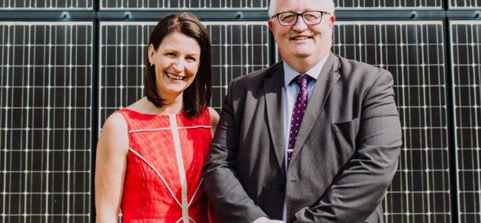 Ulster University-led energy storage project awarded €6.7m