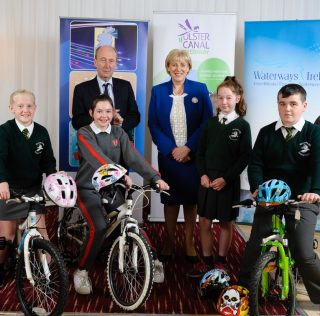 EU-Funded €4.95m Ulster Canal Greenway Project Launched