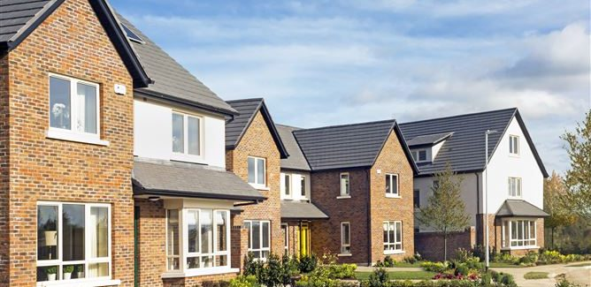 New Development Of 150 Houses Launched In Kildare