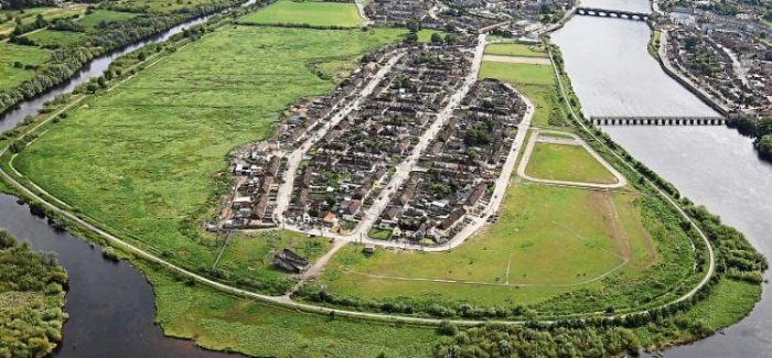 Construction Work Has Started For New Homes At St Mary's Park Estate In Limerick