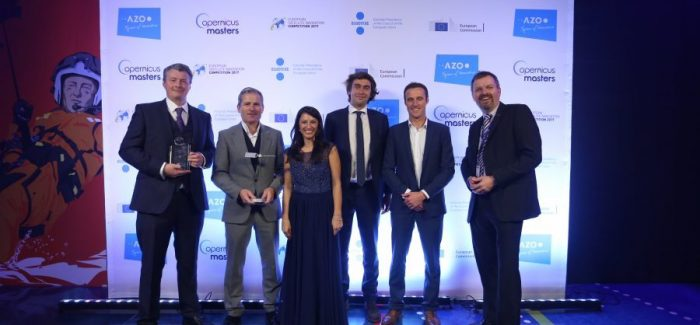Irish Startup Company Claims European Comission Prize At European Satellite Navigation Competition 2017