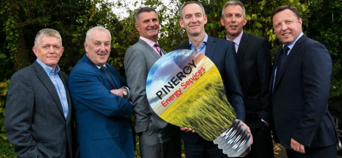 Pinergy Creates New Energy Services Division