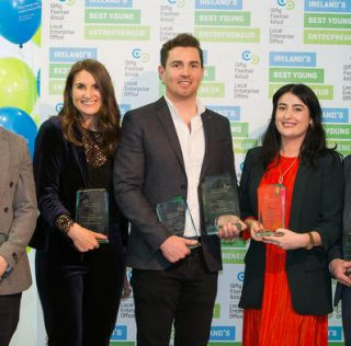 Congratulating The Best Young Entrepreneurs For South Dublin