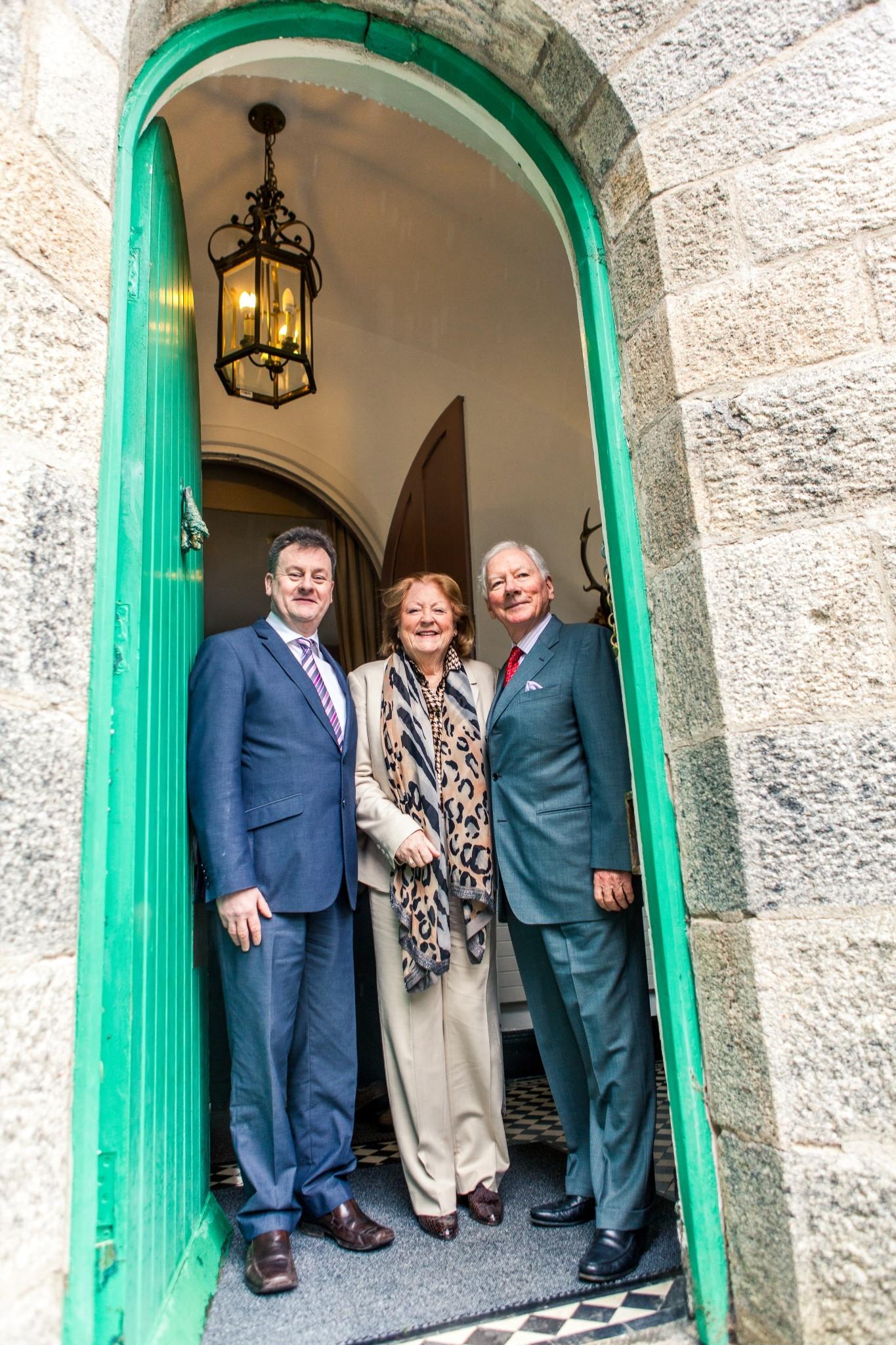 Donegal Tourism Brochure App launch 1